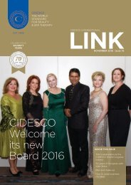 CIDESCO-LINK Issue 79