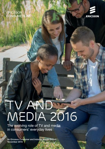 TV AND MEDIA 2016