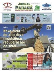 Jornal Paraná Agosto 2016
