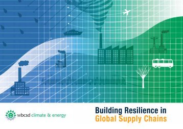Building Resilience in Global Supply Chains
