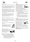 KitchenAid VT 266 WH - Microwave - VT 266 WH - Microwave RO (858726684270) Istruzioni per l'Uso - Page 4