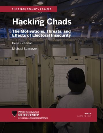 Hacking Chads