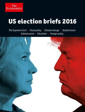 US election briefs 2016