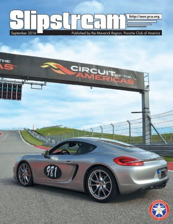 Slipstream - September 2016