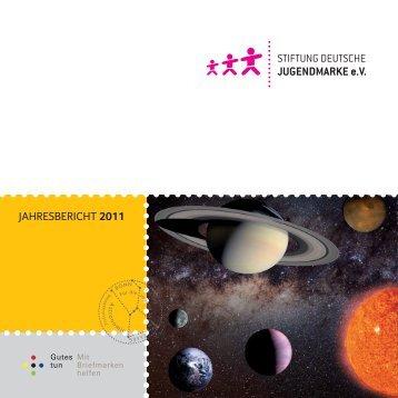 2011 - Stiftung Deutsche Jugendmarke e.V.