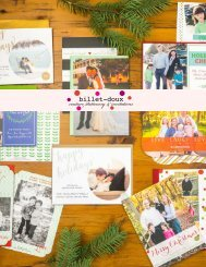 couture stationery & invitations