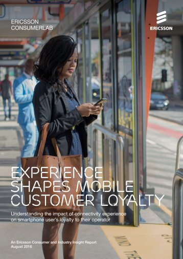 shapes mobile customer loyalty