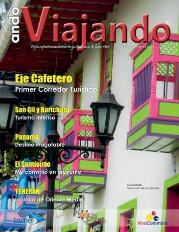 Revista Andoviajando  Edicion 24 Octubre de 2016