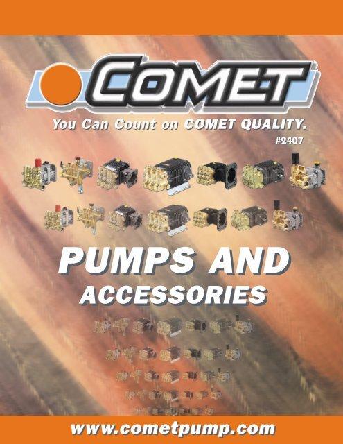 Comet Pump 5019.0659.00 Oil Seal Kit for GXD Series Pumps