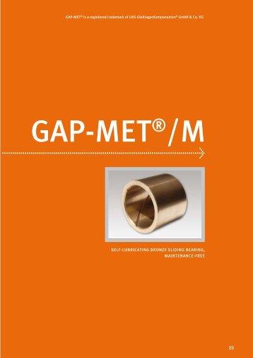 Engine Construction - LHG-GleitlagerKomponenten® GmbH & Co. KG