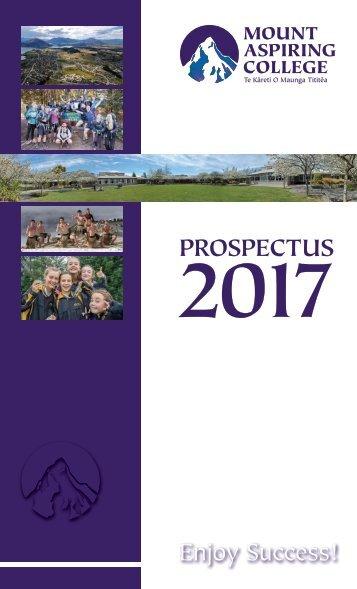 MAC Prospectus 2017