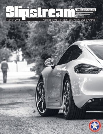 Slipstream - February 2016