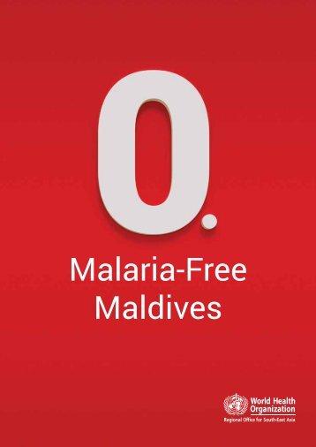 Malaria-Free Maldives