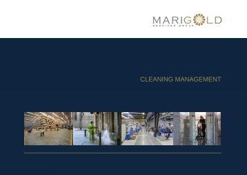CLEANING MANAGEMENT MGS