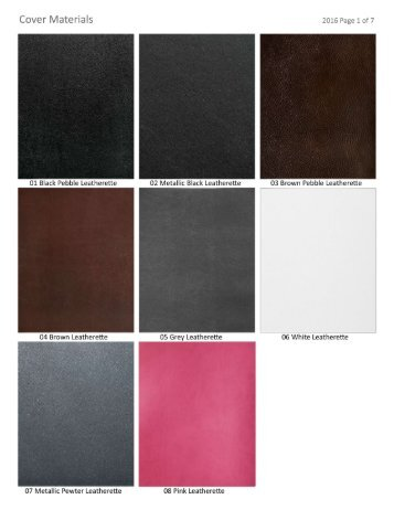 Album Cover Swatches by Samantha Ong Photography