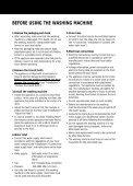 KitchenAid SCW1012UG - Washing machine - SCW1012UG - Washing machine EN (857007815750) Istruzioni per l'Uso - Page 2