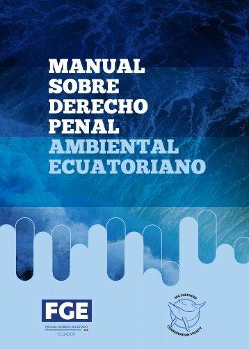 DERECHO PENAL AMBIENTAL ECUATORIANO