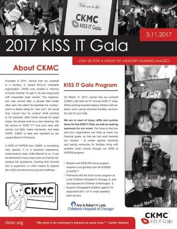 2017 KISS IT Gala