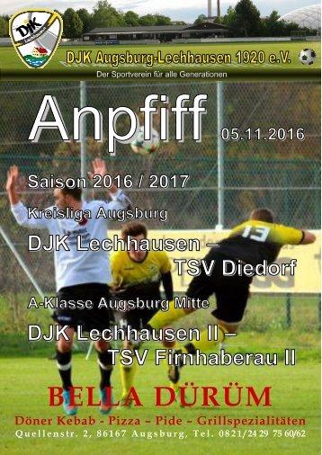 Anpfiff_2016-11-05 - DJK Lechhausen