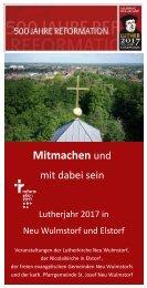 Druckfassung Flyer Reformation