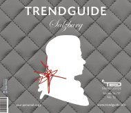 Trendguide Munich Fashion & Lifestyle No 5