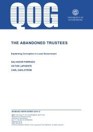 THE ABANDONED TRUSTEES