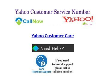 helpline number of Yahoo Account Recovery Technical Support