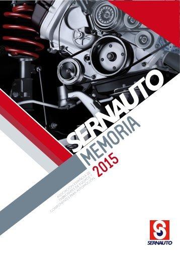 Memoria de Actividades 2015_SERNAUTO_suelta