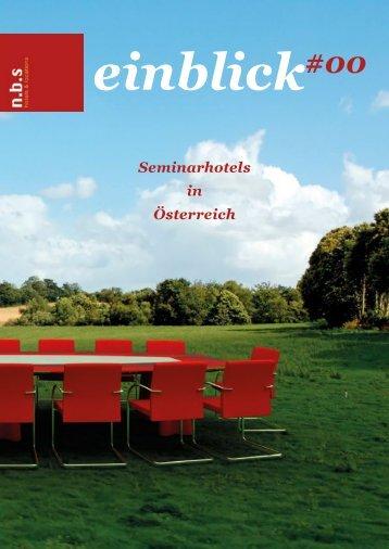 Seminarhotels in Österreich