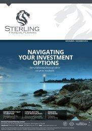 Sterling FInancial Planning Newsletter Nov:Dec 16