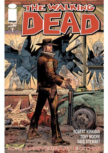 The Walking Dead Comic - 1