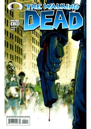 The Walking Dead Comic - 4