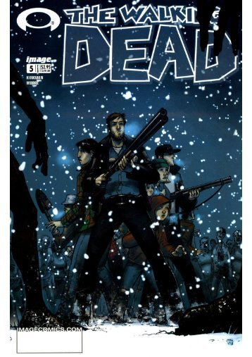 The Walking Dead Comic - 5