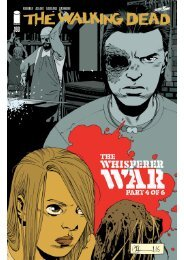 The Walking Dead Comic - 160