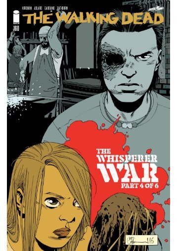 The Walking Dead Comic - 160