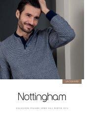 Nottingham_pigiami uomo FW 2016