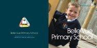 Belle Vue Primary School Prospectus
