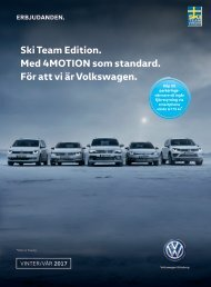 VW Göteborg - E-tidning personbilar