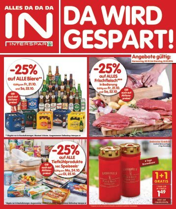 INTERSPAR KW42-2016