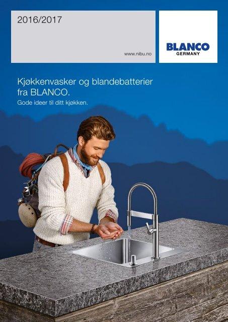 BLANCO brosjyre 2016/17