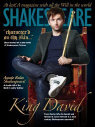 Shakespeare Magazine 02