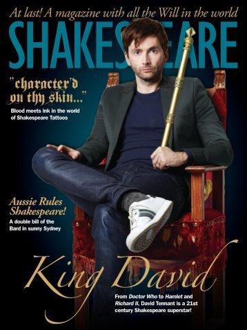 Shakespeare Magazine 02