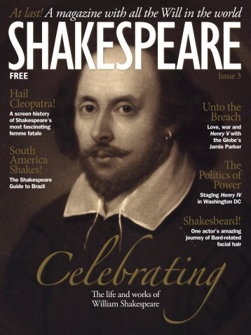 Shakespeare Magazine 03