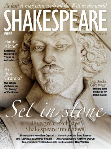 Shakespeare Magazine 06