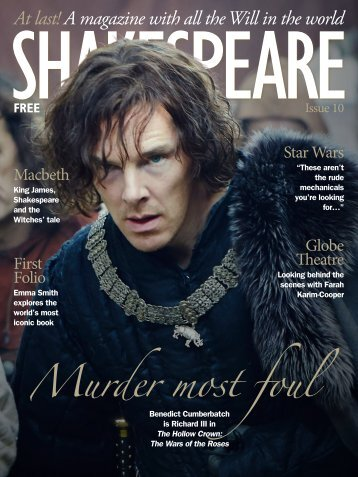 Shakespeare Magazine 10