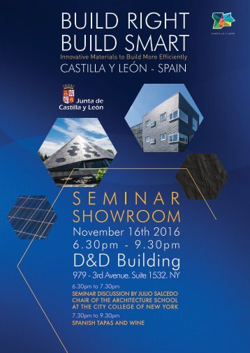 BUILD RIGHT-BUILD SMART-CASTILLA Y LEÓN