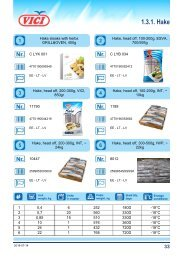 1.3. Frozen Fish Products