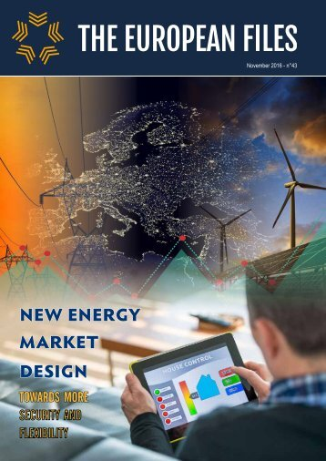 new energy market design