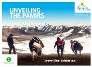 Mit Yack und Pack durch den Pamir