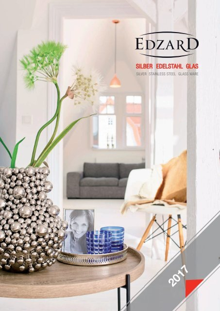 EDZARD Katalog - Catalogue 2017